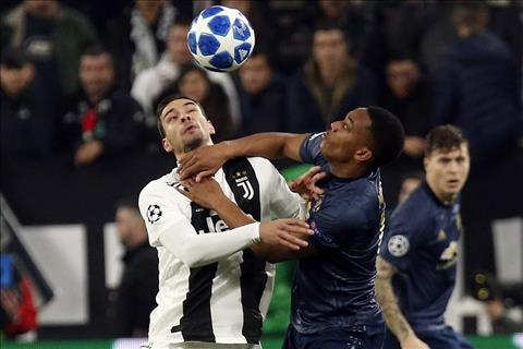 Martial vs Juventus
