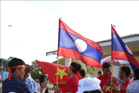 TRỰC TIẾP Lào 0-3 Việt Nam (H2) Siêu phẩm sút phạt của Quang Hải hình ảnh 12