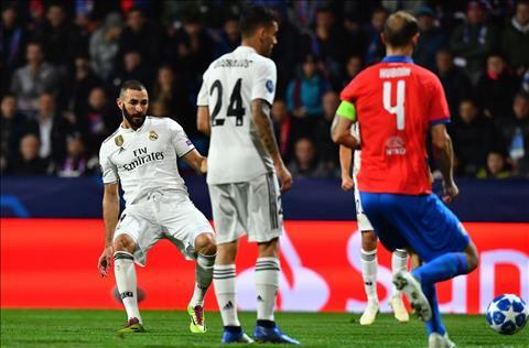 Những thống kê đáng nhớ sau trận Viktoria Plzen 0-5 Real Madrid hình ảnh