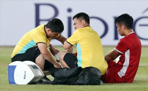 ĐT Việt Nam nhận tổn thất trước trận gặp ĐT Lào hình ảnh