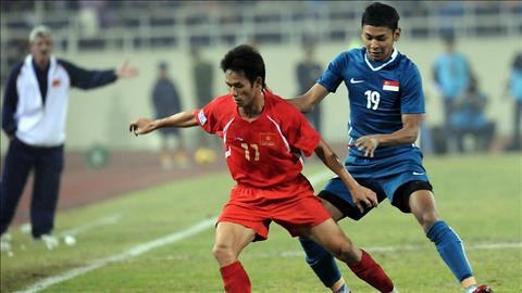 Video Việt Nam vs Singapore 0-0 bán kết lượt đi AFF 2008 hình ảnh