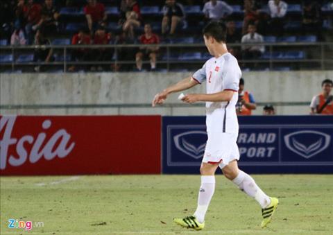 HLV Park Hang Seo gửi mật thư cho Duy Mạnh trận Lào 0-3 Việt Nam hình ảnh