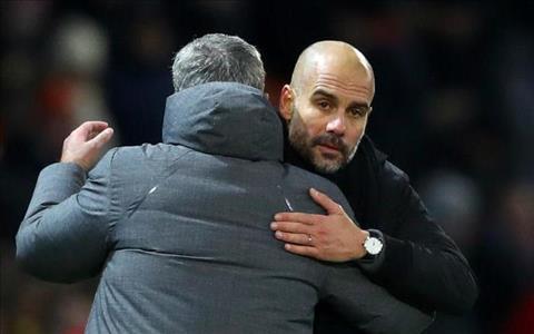 Mourinho va Guardiola