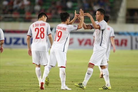 Báo chí châu Á khen tuyển Việt Nam sau trận thắng Lào hình ảnh