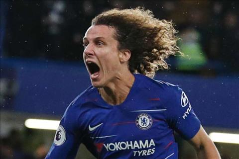 David Luiz chuẩn bị ký hợp đồng mới với Chelsea hình ảnh
