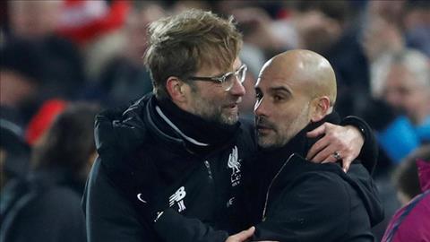 HLV Klopp thông cảm với Pep tại Champions League hình ảnh