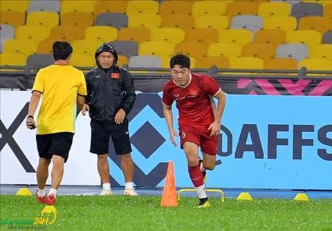 Xuân Trường được đội bóng Hàn Quốc quan tâm hình ảnh