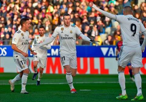 Điểm nhấn Huesca vs Real Madrid vòng 15 La Liga 201819 hình ảnh