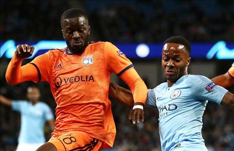 Tanguy Ndombele vs Man City