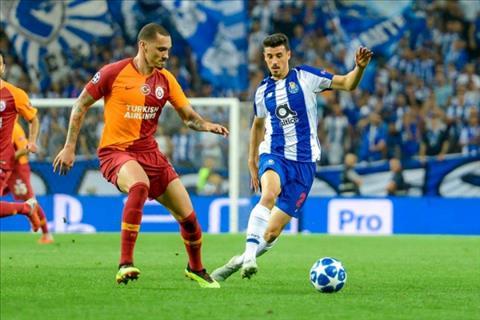 Galatasaray vs Porto 0h55 ngày 1212 (Champions League 201819) hình ảnh