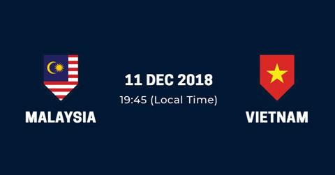 Link xem Việt Nam vs Malaysia chung kết lượt đi AFF Cup 2018 hình ảnh