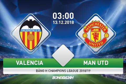Preview Valencia vs MU