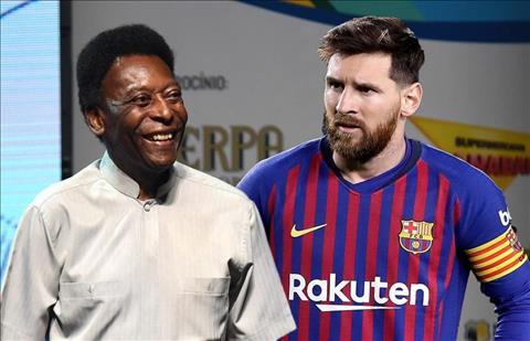 Pele va Messi