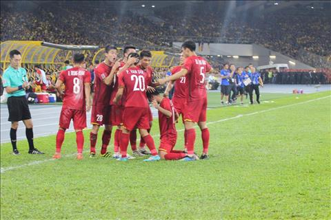 Lịch sử đang ủng hộ Việt Nam vô địch AFF Cup 2018 hình ảnh