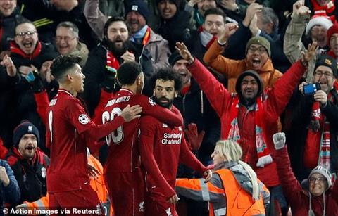 Dư âm Liverpool vs Napoli Khi The Klopp chẳng cần phép màu hình ảnh
