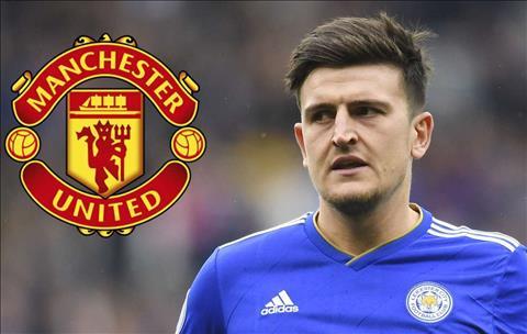 Leicester bán Harry Magurie cho MU hoặc Man City nếu hình ảnh