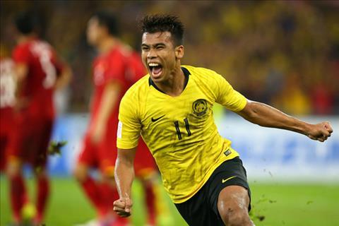 Tiền đạo Malaysia tự tin trước trận chung kết lượt về hình ảnh