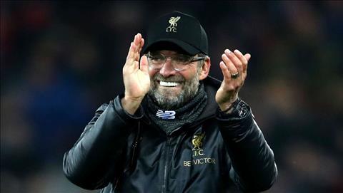 HLV Klopp phat bieu tran Liverpool vs Napoli