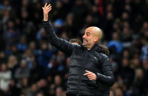 Pep Guardiola nói về cuộc đua vô địch Premier League hình ảnh