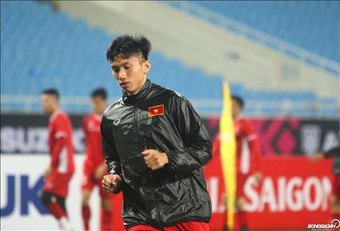 Đoàn Văn Hậu là cầu thủ trẻ thứ ba ở VCK Asian Cup 2019 hình ảnh