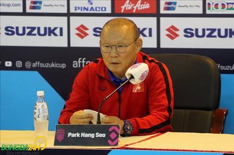 HLV Park Hang Seo chia sẻ về bản thân hình ảnh