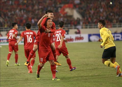Việt Nam áp đảo đội hình tiêu biểu AFF Suzuki Cup 2018 của Fox Sports hình ảnh 2