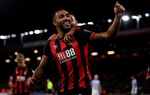 Callum Wilson đã ký hợp đồng 4 năm với Bournemouth hình ảnh