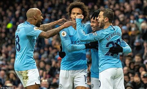 Man City tam thoi lay lai ngoi dau bang tu tay Liverpool