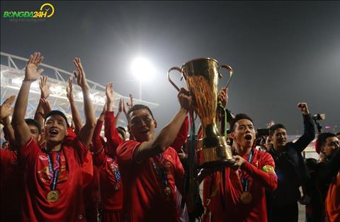 10 sự kiện nổi bật của bóng đá Việt Nam trong năm 2018 hình ảnh