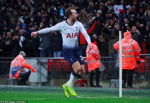 Christian Eriksen từ chối gia hạn hợp đồng với Tottenham hình ảnh