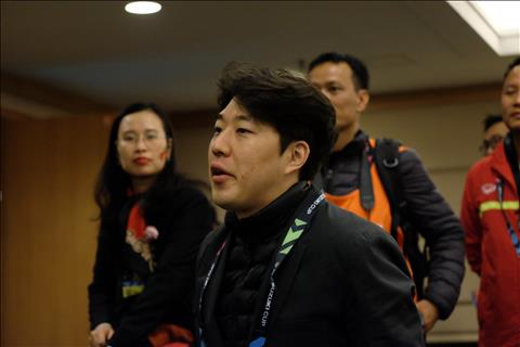 Phong vien Han Quoc