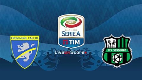 Frosinone vs Sassuolo 21h00 ngày 1612 (Serie A 201819) hình ảnh