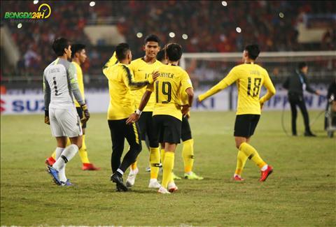 Khong co ky tich nao duoc tao ra nhu cach Malaysia vuot qua Thai Lan o ban ket luot ve AFF Cup 2018.
