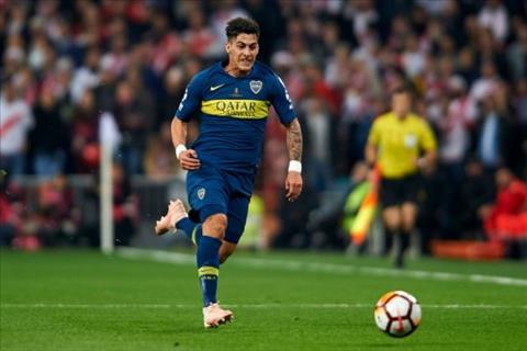 Arsenal chi 40 trieu bang mua Cristian Pavon