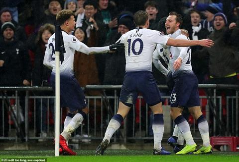 Tottenham van con nguyen co hoi vo dich Ngoai hang Anh
