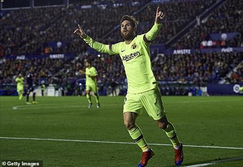Không ai trên thế giới có thể ngăn cản Messi! hình ảnh