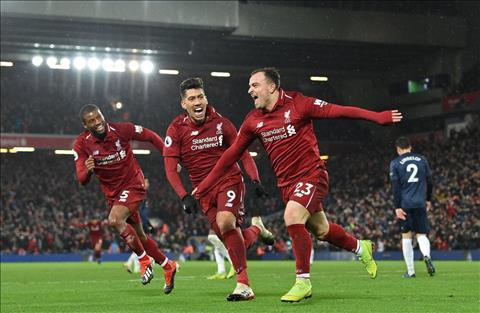 Góc nhìn Fabinho tại Liverpool họ hoàn thiện hơn hình ảnh