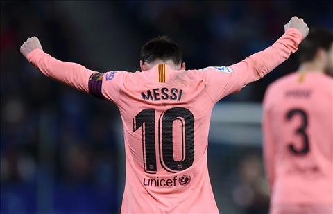Arthur Melo ca ngợi Lionel Messi trong sự thăng tiến của mình hình ảnh