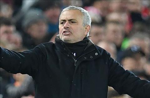 HLV Jose Mourinho khang dinh M.U khong gap may truoc Liverpool