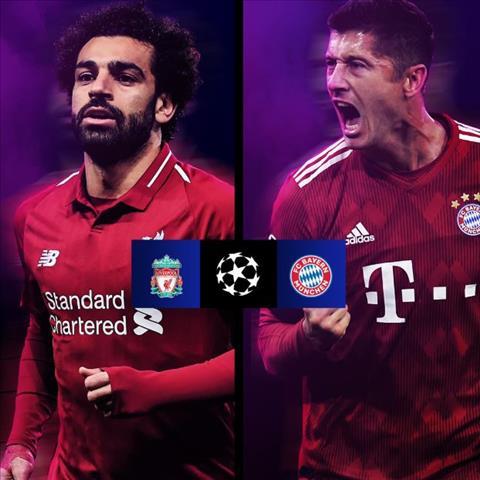Người Bayern Munich chưa đá đã sợ Liverpool 18 C1 201819 hình ảnh