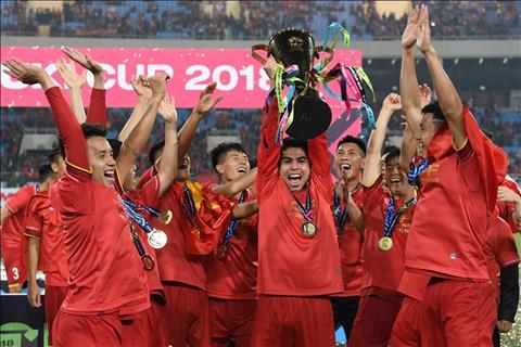 Sau chuc vo dich AFF Cup 2018, DT Viet Nam chuan bi buoc vao qua trinh chuan bi da Asian Cup 2019.