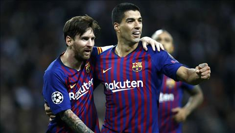 Pique khen ngoi Suarez va Messi