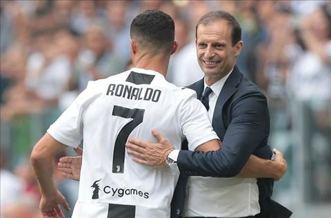 Ronaldo va Allegri