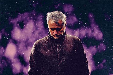 Jose Mourinho Kẻ lang thang trong miền đơn độc hình ảnh