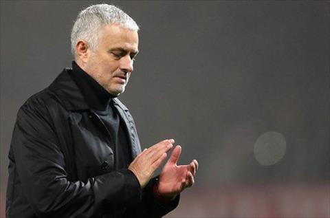 MU sa thải HLV Mourinho Cuộc hôn phối không bao giờ nên diễn ra hình ảnh