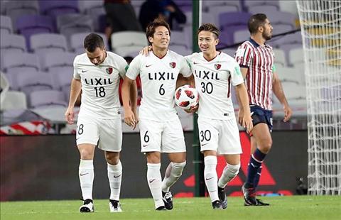 Kashima Antlers thang Chivas