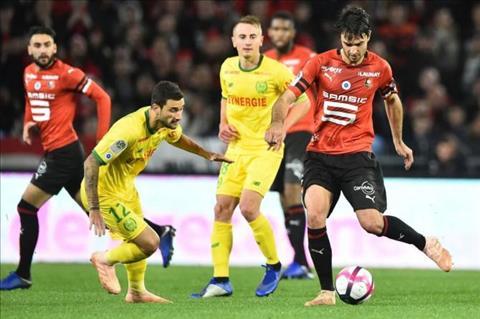 Rennes vs Nantes 3h05 ngày 2012 (Cúp Liên Đoàn Pháp 201819) hình ảnh