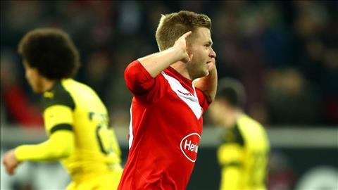 Kết quả trận đấu Dusseldorf vs Dortmund 2-1 vòng 16 Bundesliga hình ảnh