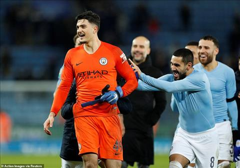 Video tong hop: Leicester 1-1 (pen 1-3) Man City (Tu ket cup Lien doan Anh 2018/19)