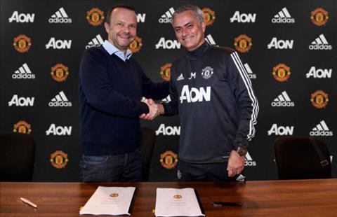 Ed Woodward muốn MU trở lại mạnh mẽ thời hậu Mourinho hình ảnh